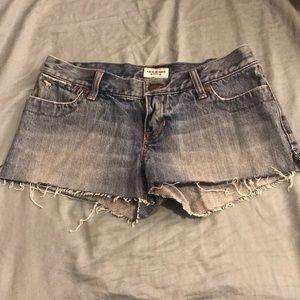 NWOT AF denim shorts